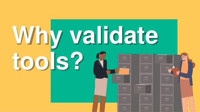 The ins and outs of validating a school functionality tool
