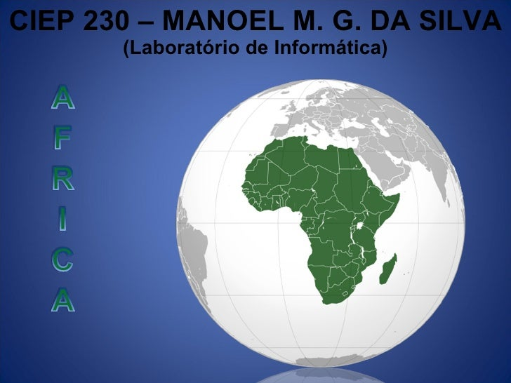 CIEP 230 – MANOEL M. G. DA SILVA (Laboratório de Informática)