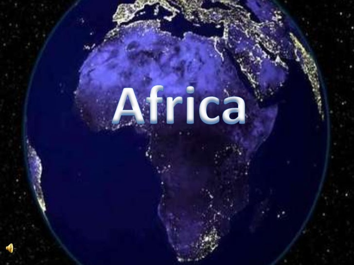 Africa is the world'ssecond – largest and   second – most populous continent,     after Asia.