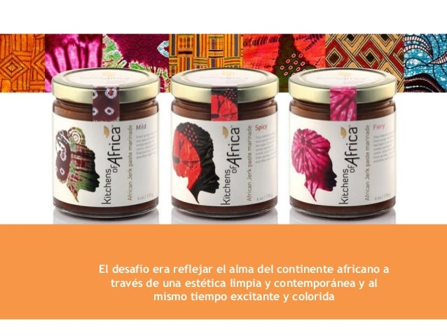Partido Conceptual Kitchen Of Africa