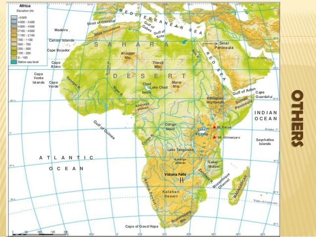 Katanga Plateau Africa Map | Map Of Us Western States