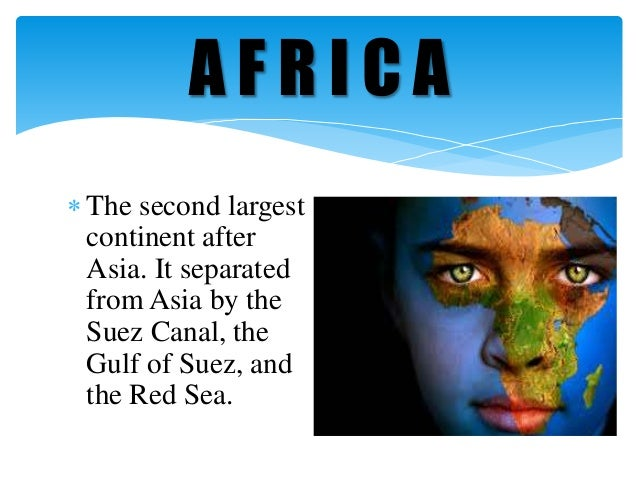 History and Literature of Africa Slide 3