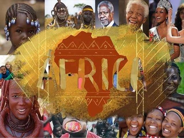 História da África • O continente africano é um território banhado pelo Oceano Atlântico, pelo Mar Mediterrâneo e pelo Oce...