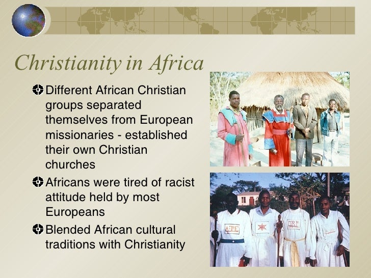 Dating in africa christian culture