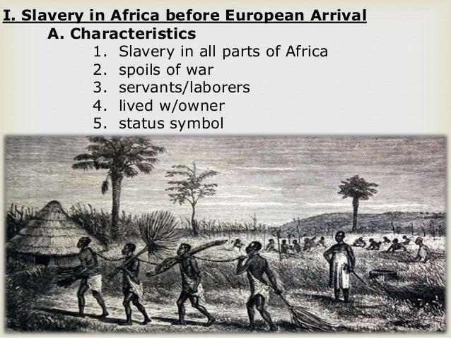 Africa before european arrival