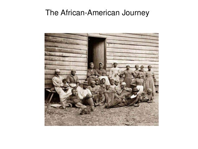 the african american journey essay Collection highlights: african american artists  his four completed paintings charted the journey of african over and over, sentences from hurston's essay:.