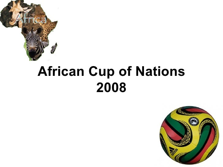 African Cup of Nations 2008