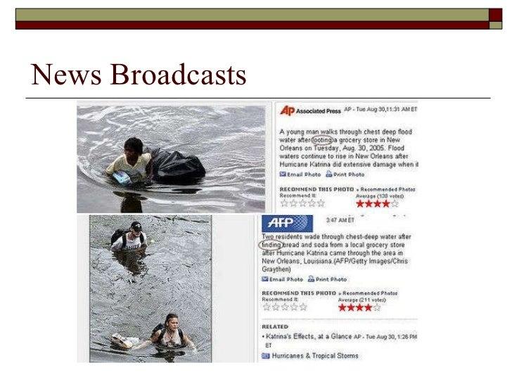 News Broadcasts