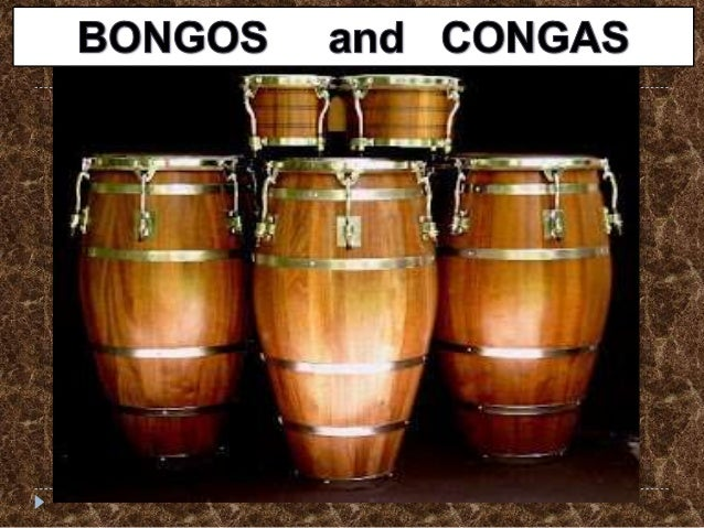 conga music