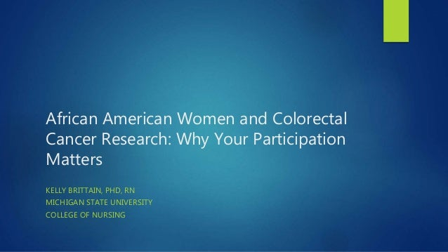 colorectal cancer research paper Introduction colorectal cancer (crc) is the third most common cancer in the  world,  world cancer research fund/american institute for cancer research.