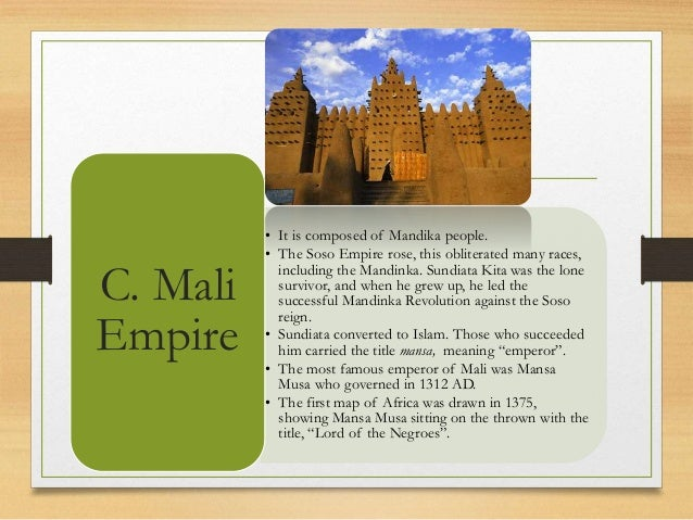 Sunni Ali was the leader who attacked the Mali empire. He was known for his belief in pagan gods and magic. Sunni Ali was ...