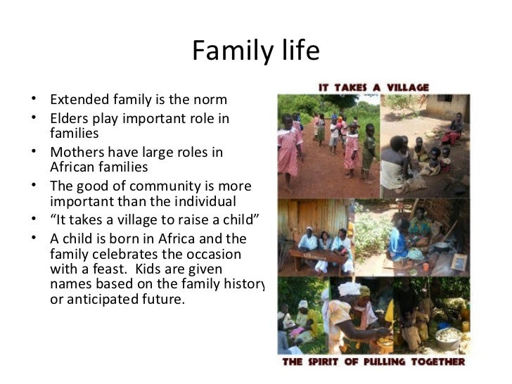 the role and importance of family in the society The child is introduced to the culture of the society in the family itself and fulfils his needs physical, emotional, psychological and social he gets his fundamental education through interaction with others in the family.