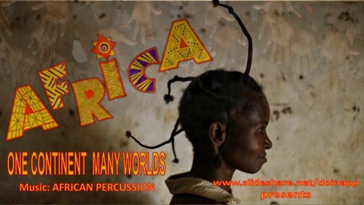 Africa needs help