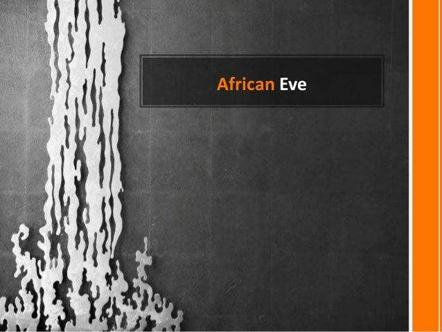 African Eve