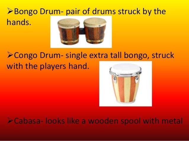 Latin American Percussion Instrument