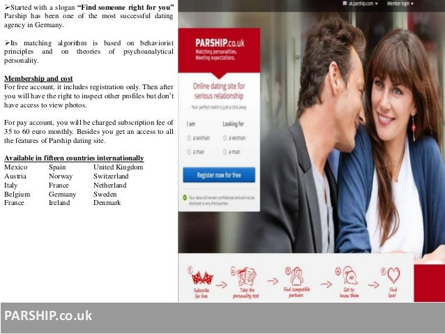 Free extramarital dating site