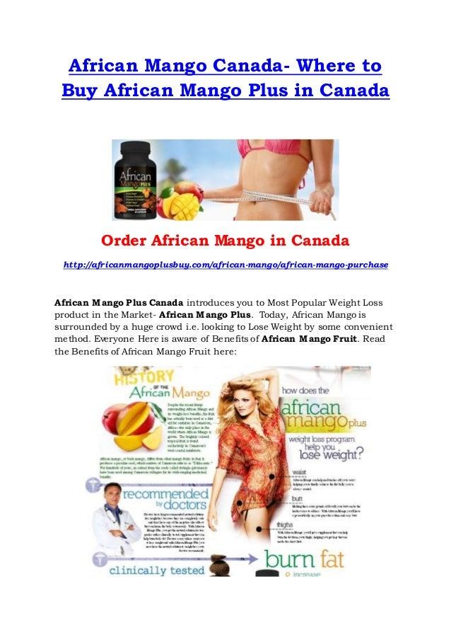 African Mango Canada- Where to Buy African Mango Plus in Canada Order African Mango in Canada http://africanmangoplusbuy.c...