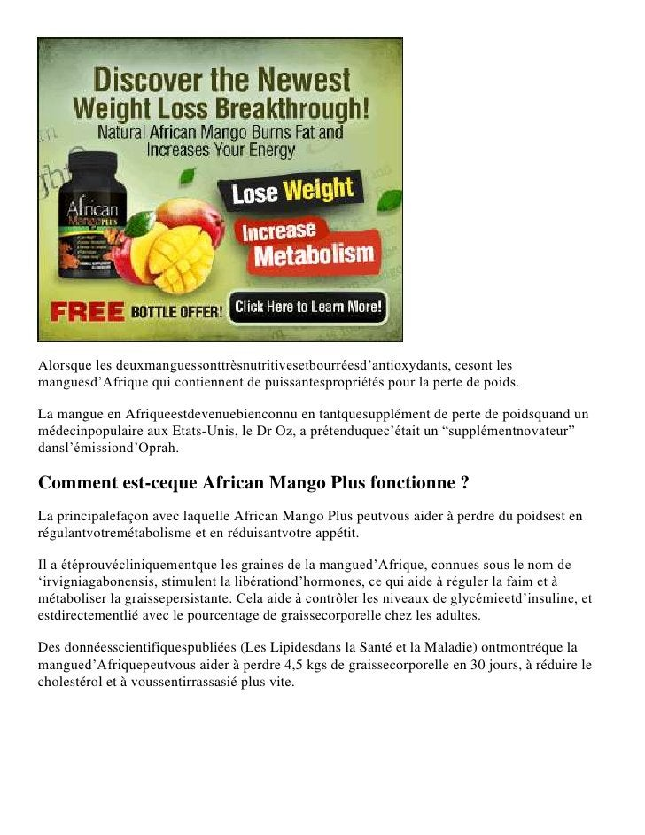 """Alorsque les deuxmanguessonttrèsnutritivesetbourréesd""""antioxydants, cesont lesmanguesd""""Afrique qui contiennent de puissant..."""