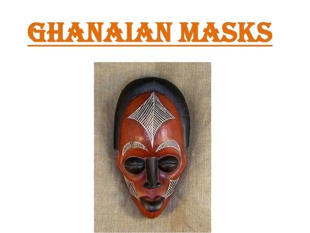 Ghanaian Masks