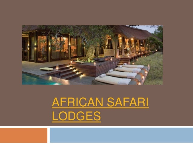AFRICAN SAFARILODGES