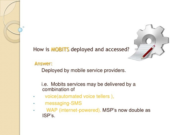 Fastest growing mobile market with mobile penetration(MP) between 100% to 30% [Africa Mobile Factbook-2008]</li></li></ul>...
