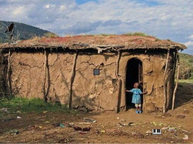 Petit village Angolais
