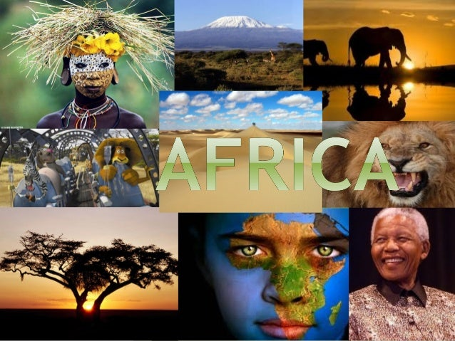    Africa is known as the _________ continent,     because most of Africa is at least 1000 ft.                  above sea...