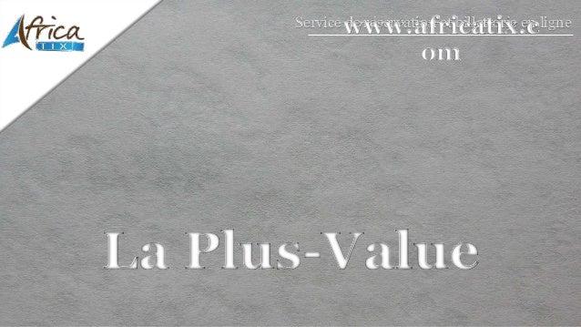 "Présentation d' AfricaTix - ""DigitalThursday #Edition9 Slide 3"