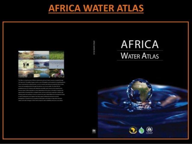 AFRICA WATER ATLAS