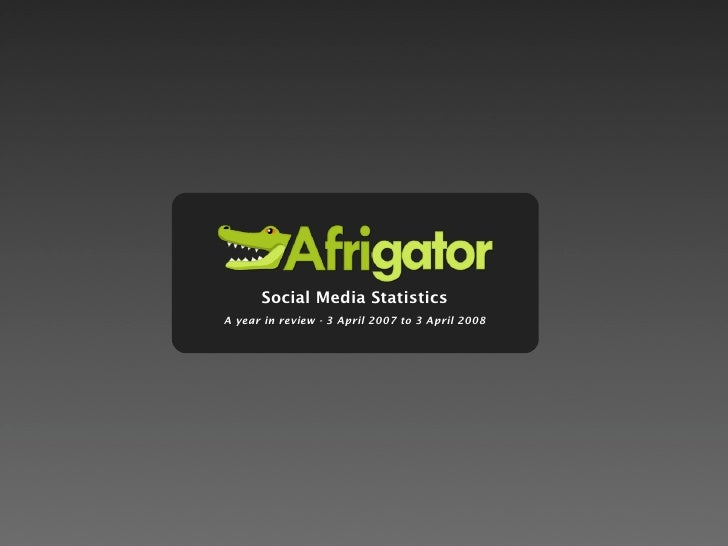 Case Afrigator | Competition | Strategic Management