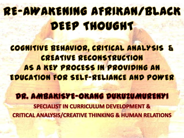 WISDOM OF THE ANCESTORS  WHICH ENCAPSULATE THE    MAIN IDEAS OF THIS      PRESENTATION