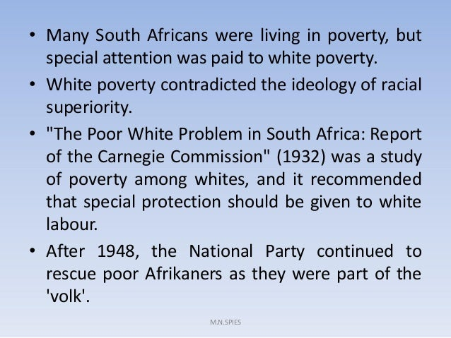 the rise of afrikaner nationalism from 1930 to 1948 essay
