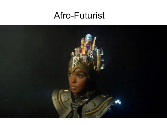 Afro-Futurist