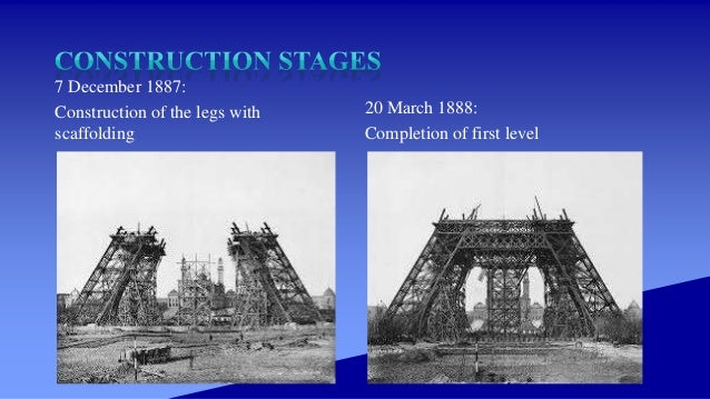 26 December 1888: Construction of upper stage 15 March 1889: Construction of cupola