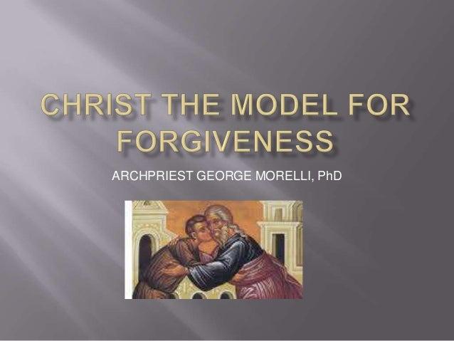 ARCHPRIEST GEORGE MORELLI, PhD