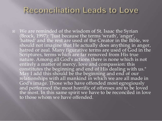    God tolerates sinners eternally because he is waiting for    them to return to His eternal love. Archbishop Hilarion  ...