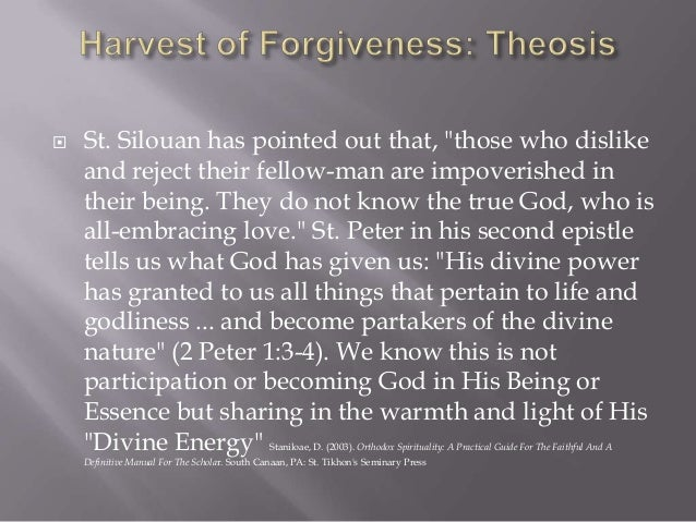 Following Jesus: The Power of Forgiveness