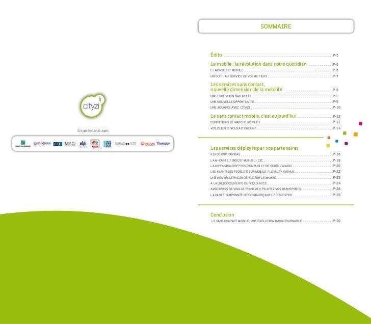 soMMaIRe                      Édito                                                   p-5                      Le mobile :...
