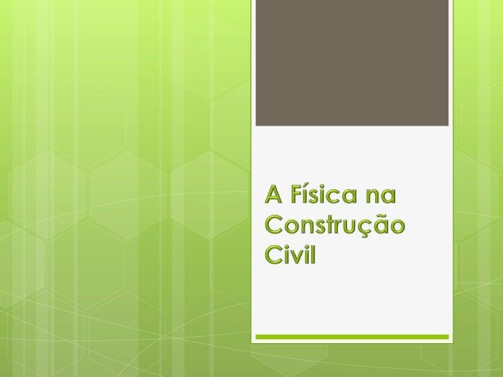 IFES – INSTITUTO FEDERAL DO ESPIRITO SANTO  APRESENTAÇÃO DE PESQUISA DE TRABALHO              ACADÊMICO   TEMA: A FÍSICA N...