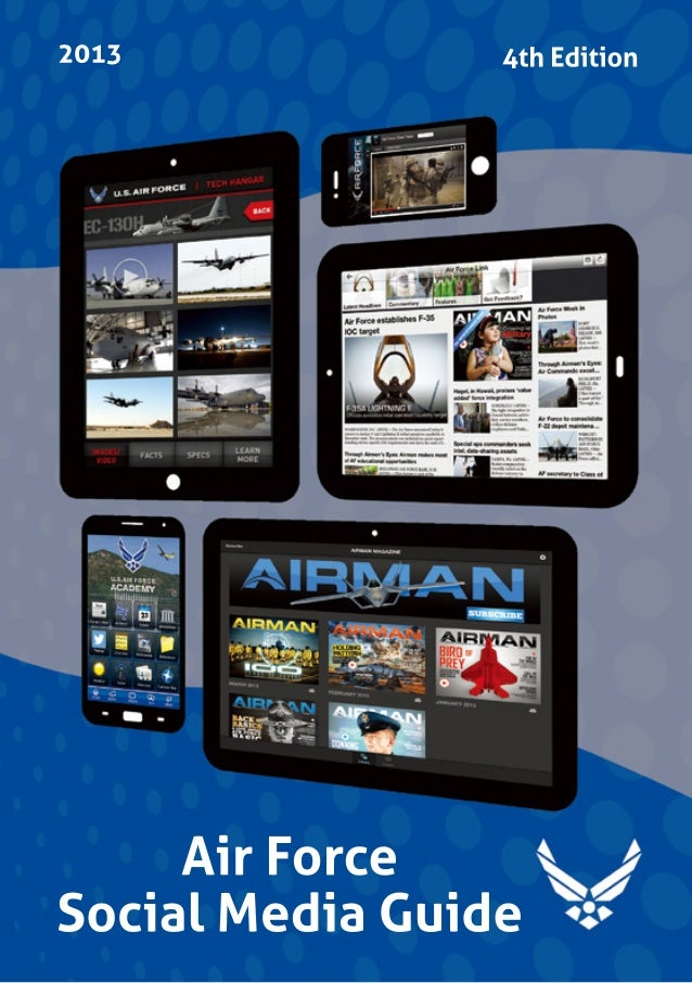 Air Force Social Media Guide 2013 4th Edition