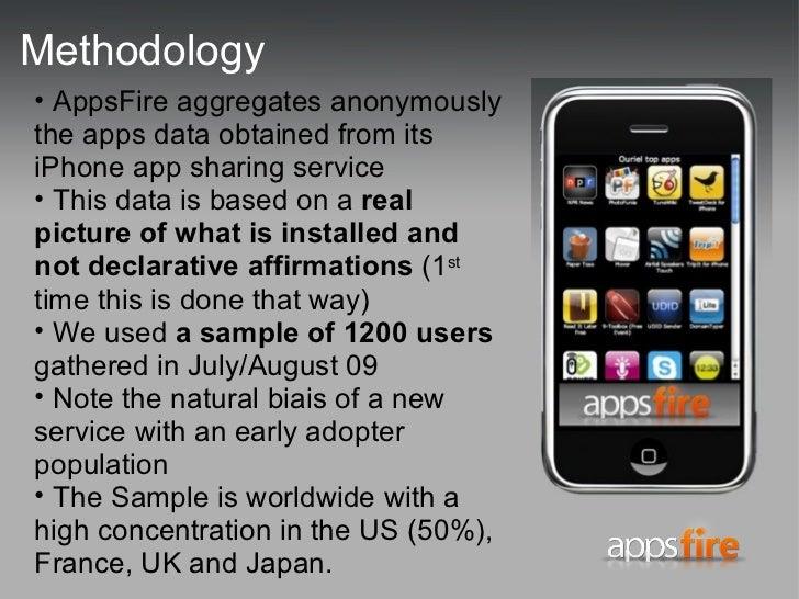 Appsfire : App Store real market data insights Slide 2
