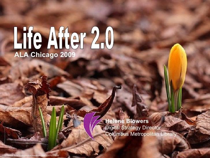 ALA Chicago 2009                                                          Helene Blowers                                  ...