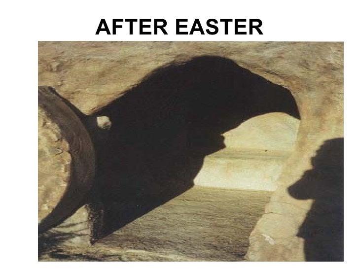 AFTER EASTER