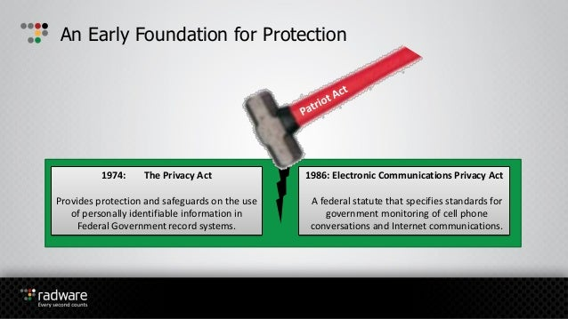 the electronic communication privacy act 1986 100 stat 1850 public law 99-508—oct 21, 1986 (a) by striking out violation of this subparagraph by a communication common carrier or an officer, employee, or.