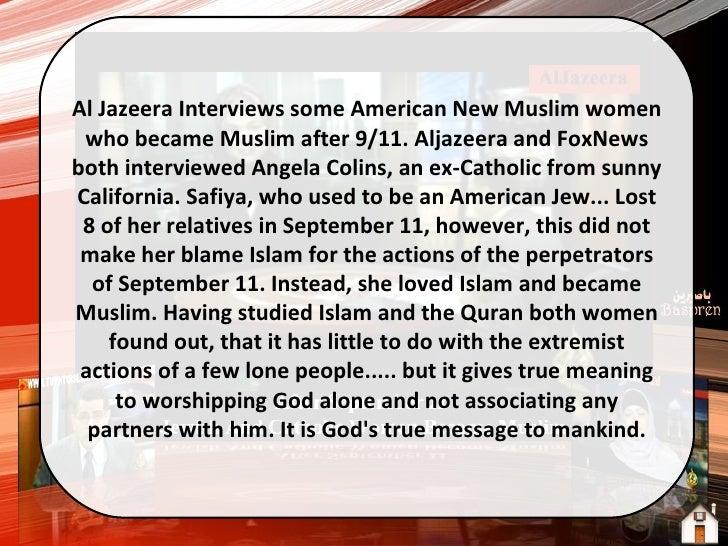 After September 11   Jewish And Catholic Women Become Muslim   Al Jazeera Slide 2