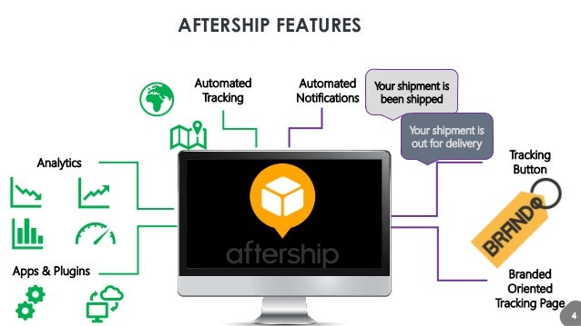 Aftership | Automated Shipment Partner