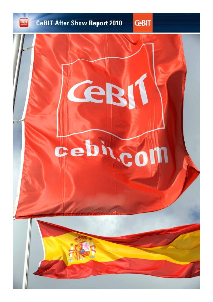 """Successful CeBIT 2010 """"pushed"""" ICT industry  Investment volume exceeds EUR 10 billion With 4157 exhibitors and 334,000 vis..."""