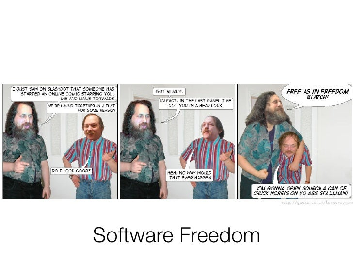 Software Freedom