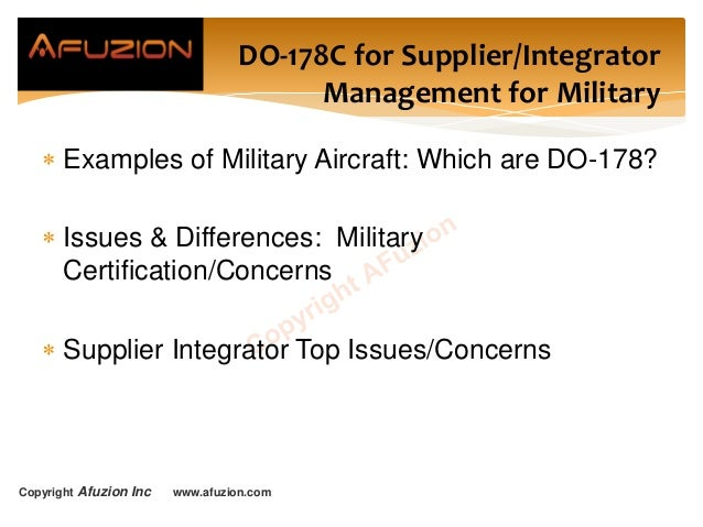 Do 178c overview from afuzion inc excerpt of training provided to slide 35 do 178c do 254 for military 36 fandeluxe Image collections