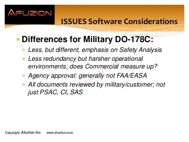 Do 178c overview from afuzion inc excerpt of training provided to operations 39 fandeluxe Image collections